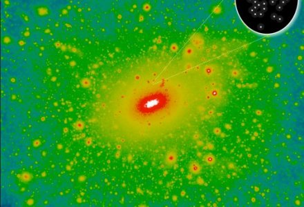 dwarf galaxy IC 3418